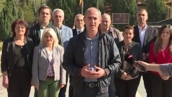 (ВИДЕО) Трајковски: Ќе продолжи изградбата на фекалните канализации во општина Гази Баба
