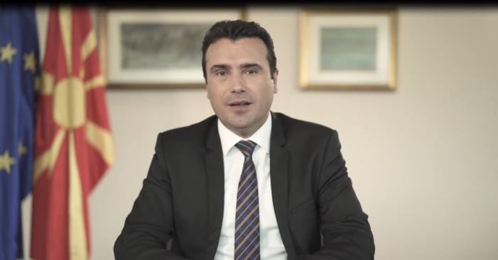 (ВИДЕО) Заев ги повика граѓаните в недела да гласаат за заокружување на промените