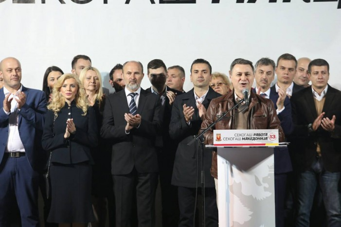 Груевски: Со Трајановски и Коневски направивме многу за Аеродром