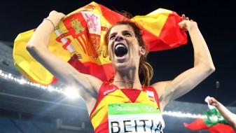 Шпанската олимписка шампионка Беитија во пензија
