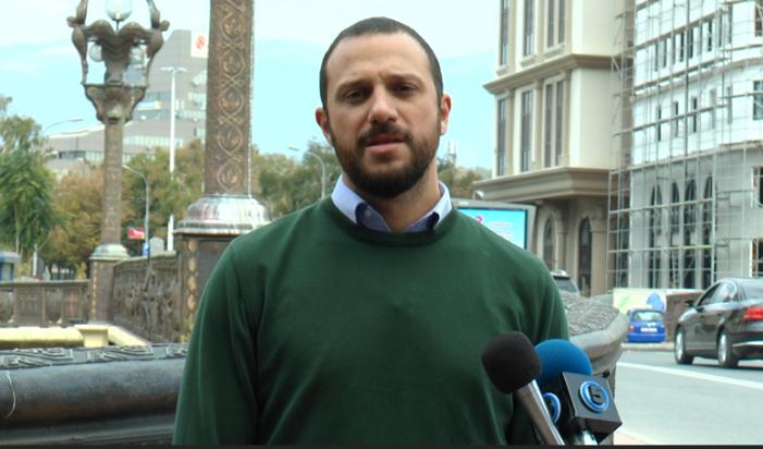 (ВИДЕО) Богоевски: Трајановски и Груевски само за два моста потрошија над 5 милиони евра, а Скопје плива во кал