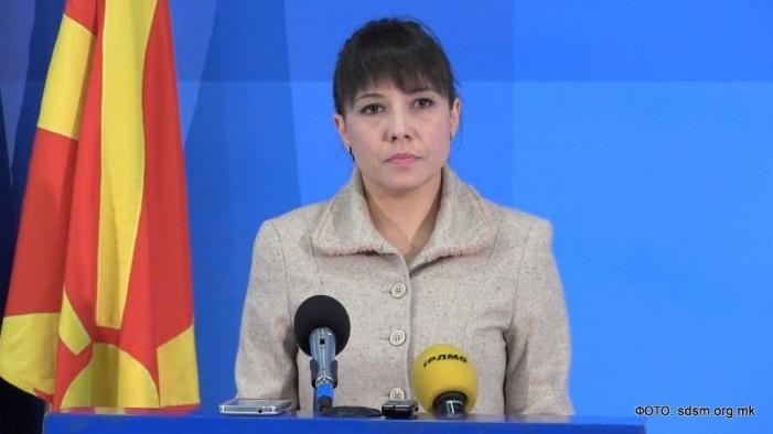 Царовска најави втор закон за стечајците