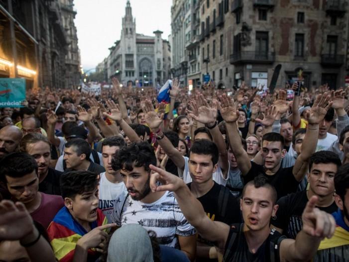 Над 90 отсто гласале за независност на Каталонија