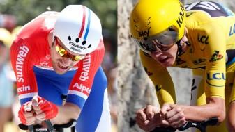 Тур де Франс повторно со пеколна рута