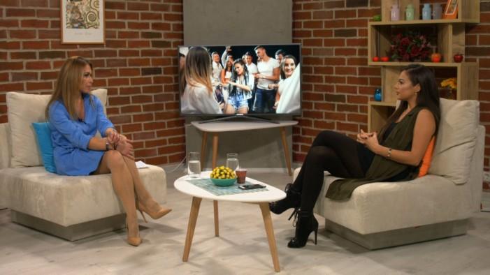 (ВИДЕОИНТЕРВЈУ) Елена Ристеска: Бев решена да ставам точка на бракот