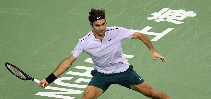 Тежок старт на Федерер во Шангај