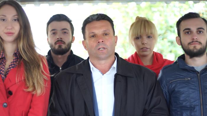 (ВИДЕО) Георгиевски: Од Гази Баба ќе создадеме општина за пример, отворена и услужна за секого