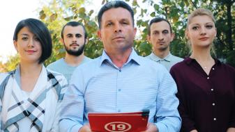 Георгиевски: Гази Баба од маргинализирана ќе ја направиме Општина за пример