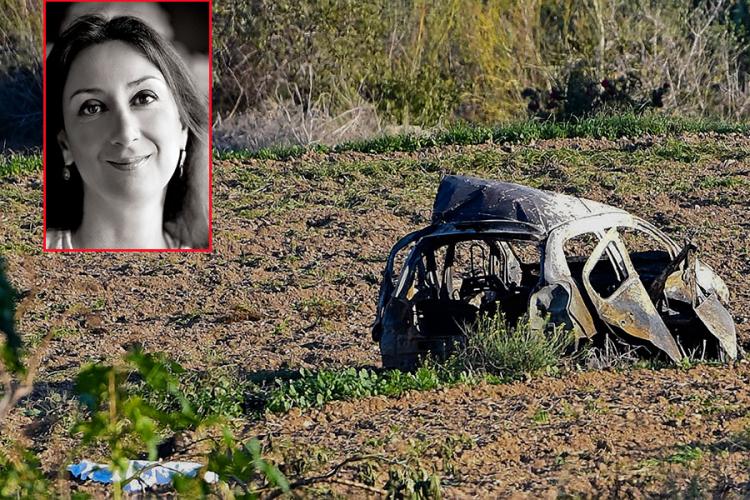 Синот на убиената новинарка ја нарече Малта  мафијашка држава