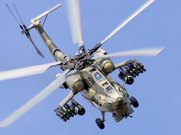 Руски хеликоптер принудно слета во Сирија