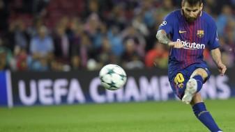 Меси со 100. европски гол, Челси и Рома се надигруваа