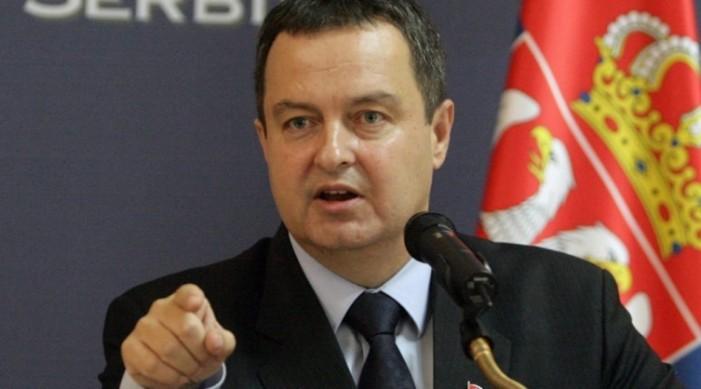 (ВИДЕО) Дачиќ: Странските амбасадори да не се мешаат во внатрешните работи на Србија