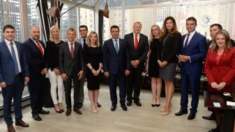 ОМД бара од Трамп да помогне за членство на Македонија во НАТО