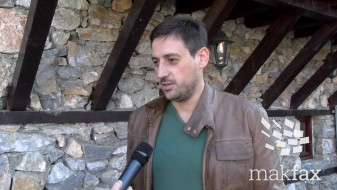 (ВИДЕО) Богојевски: Ги демантираме во целост гласините за упад во штабот на ВМРО-ДПМНЕ на 23 октомври