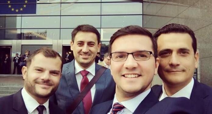 Иницијаторите за реформи во ВМРО-ДПМНЕ во Брисел