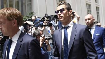 Роналдо против шпанските даночници