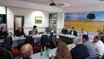 (ВИДЕО) Николовски: Капацитетите на АПРЗ ќе се стават во функција на земјоделците