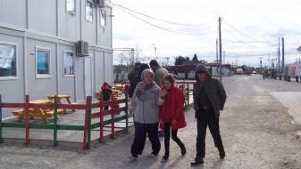Мигрантите под клуч во Табановце и Гевгелија