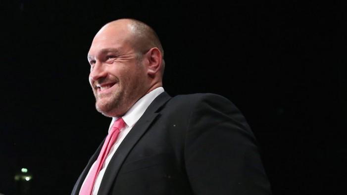 Фјури планира три борби во 2018 година