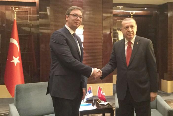 Ердоган во Србија, 3.000 полицајци се грижат за неговата безбедност