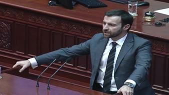 Димовски: ВМРО-ДПМНЕ ќе поднесе амандмани за законот за јазиците