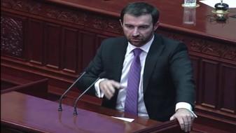 Опозицијата ја напушти салата за време на гласањето за измените на Законот за јавни набавки