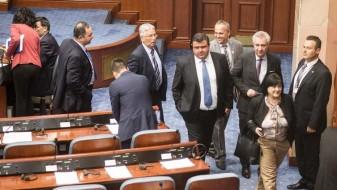 Пратеници на ВМРО-ДПМНЕ: Пет заменици на генералниот секретар, уште еден непродуктвен трошок на СДСМ