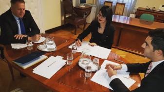 Бектеши-Почивалшек: Со заеднички проекти за понатамошна плодна економска соработка меѓу Македонија и Словенија