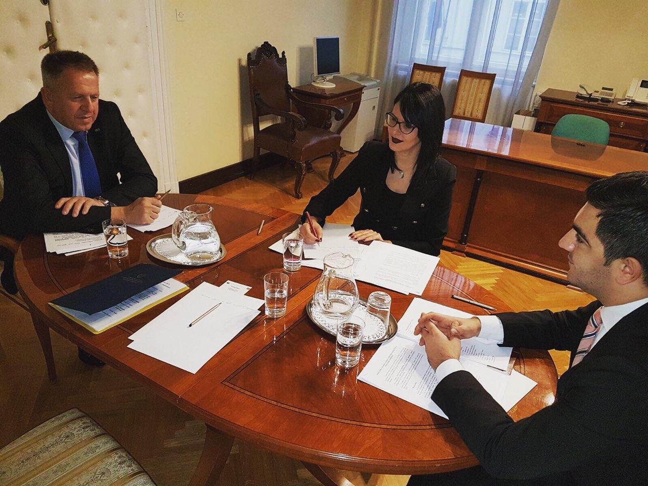 Бектеши Почивалшек  Со заеднички проекти за понатамошна плодна економска соработка меѓу Македонија и Словенија