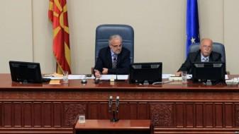 Продолжение на шестата и осмата седница во Собранието