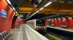 Атинското метро во 24-часовен штрајк