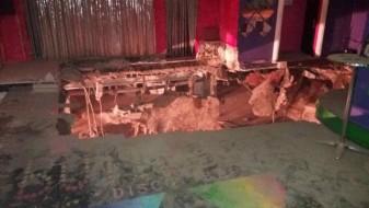 Се сруши танцов подиум во Шпанија, има повредени