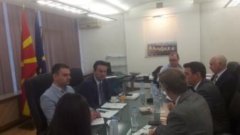 Сугаревски: Планираме инвестициски циклус во изградба на нови патишта и железници