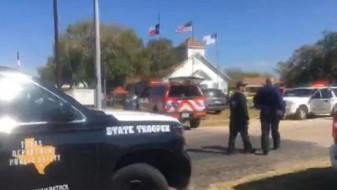 Неколку лица застрелани во црква во Тексас