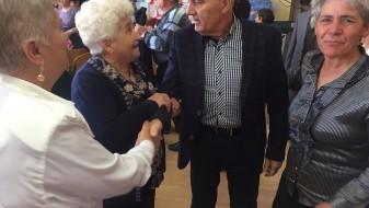 Градоначалникот на Прилеп на средба со пензионерите од Тризла