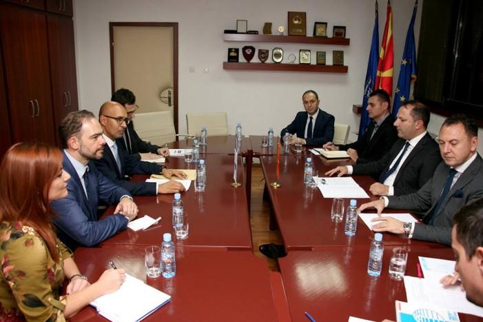 Спасовски: МВР работи на расчистување на сите случаи на напади врз новинари