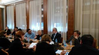 Џафери: Се уште чекам од Иванов да ги номинира имињата на уставните судии