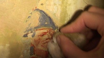 """Проекција на документарниот филм """"Барајќи ги сликите"""" за Бруно Шулц во Кинотека"""