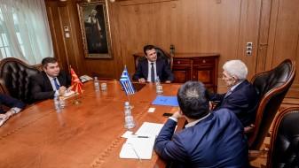 Средба Заев-Бутарис: Преку соработка на општините и градовите до зајакнување на довербата