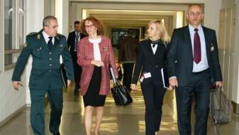 Шекеринска во посета на НАТО-штабот во Брисел