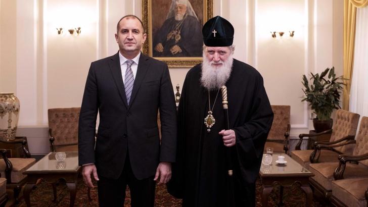 Патријархот Неофит до Радев  Ќе бараме позитивно решение со МПЦ