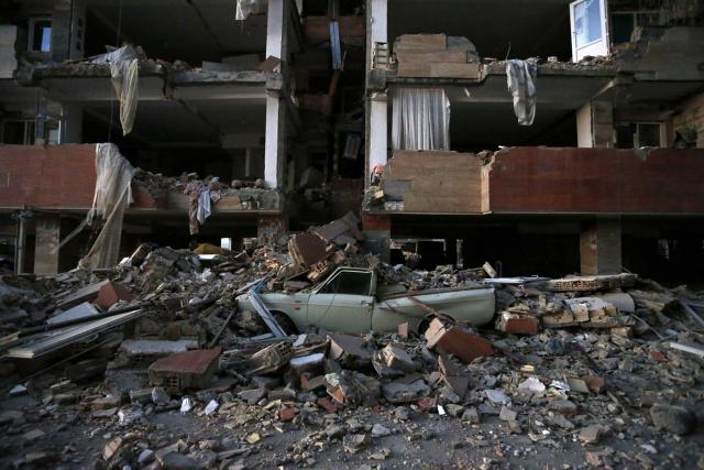 Силен земјотрес во Ирак и Иран  над 200 мртви