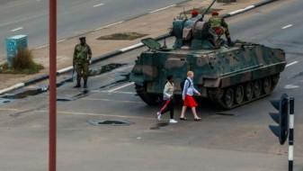 ЕУ и Велика Британија се за мир во Зимбабве, а воените ветерани за смена на Мугабе