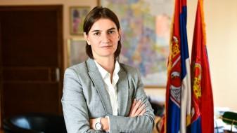 Брнабиќ: Не барајте од Србија да избира помеѓу Западот и Русија