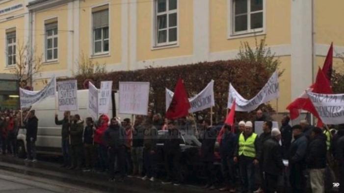 """Протест и во Виена против пресудите во """"Диво Насеље"""""""