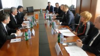 Високо ниво на соработка меѓу царинските служби на Македонија и Србија