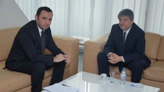 Османи: Односите меѓу Македонија и Косово се пример за добрососедство и пријателство