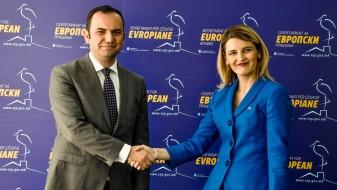 Османи: Косово ќе ја добие целосната поддршка од Македонија за евроатлантските аспирации