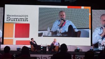 """Социјалните мрежи и паметните индустрии во фокус на вториот ден од Самитот """"Македонија 2025"""""""