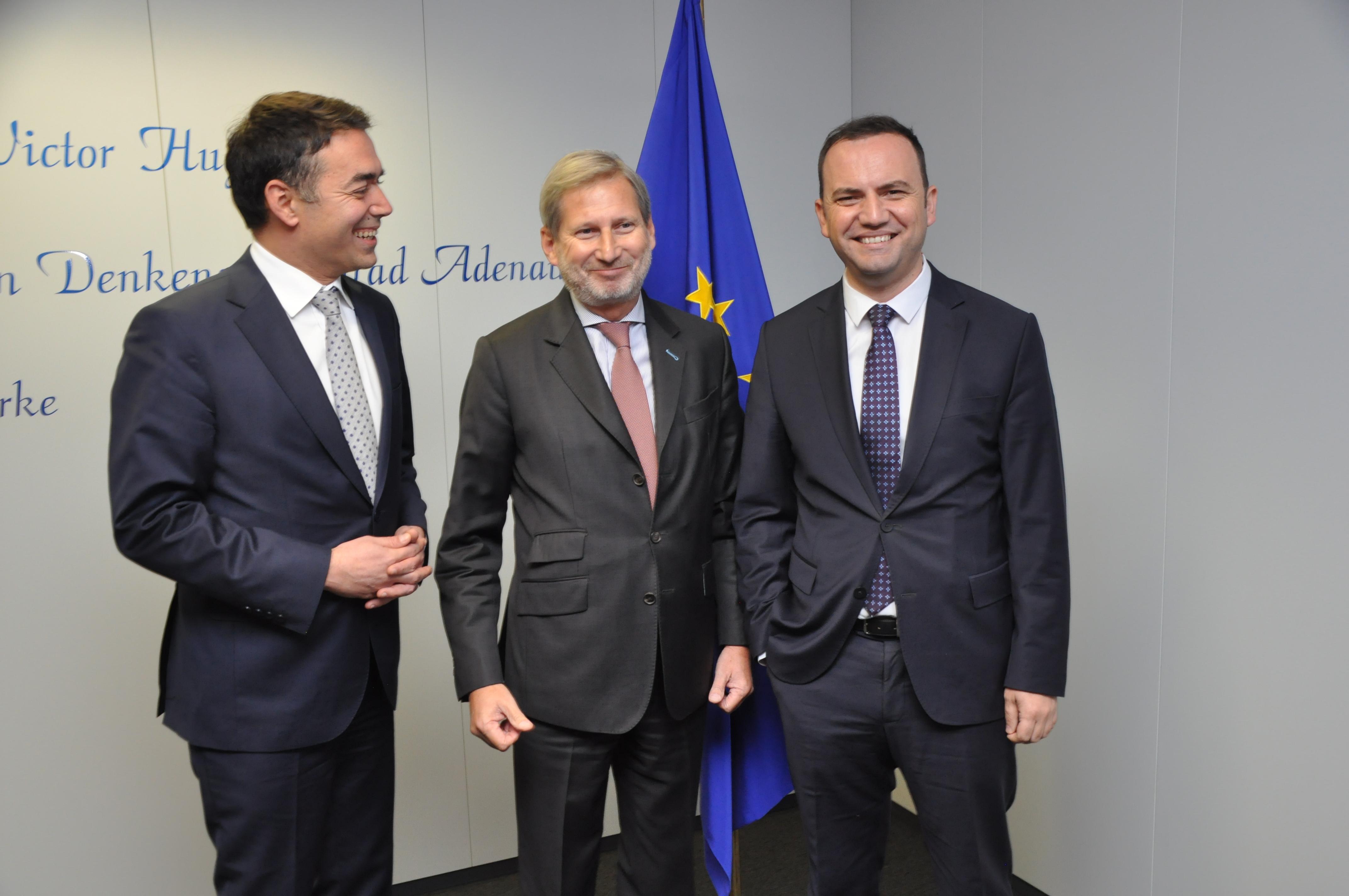 Османи  Во 2018 имаме историска шанса конечно да го затвориме прашањето за ЕУ и НАТО